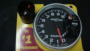 Jual Tachometer Autometer Sport