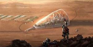 Welcome to your new home on MARS! Stunning drawings reveal ...