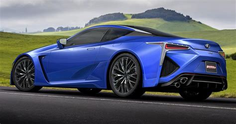 Lexus Lc 2019 by 2019 Lexus Lc F Price Photos News Release Date Specs