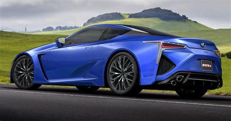 2019 Lexus Lc F Price, Photos, News, Release Date, Specs