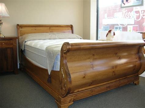 Raymour And Flanigan Headboards king sleigh bed king size sleigh bed mahogany sleigh bed