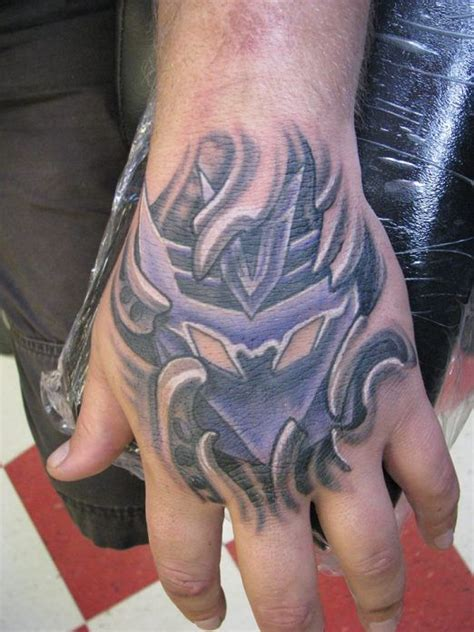 wonderful transformer tattoos