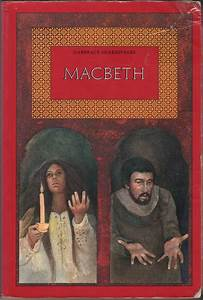 MacBeth HBJ William Shakespeare Ken Roy Margaret Kortes ...