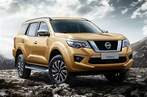 nissan terra pricelist specs reviews