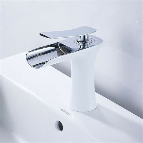 Modern Bathroom Sink Taps by Modern Waterfall Bathroom Taps Basin Mixer Single Handle