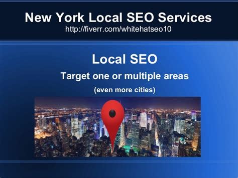 Local Seo Services by New York Local Seo Services