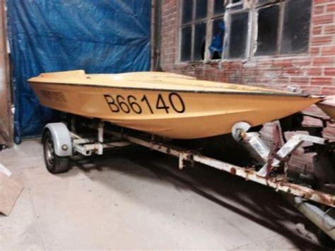 Speedboot Pk by Opknapper Speedboot 20 Pk Mercury Advertentie 407520