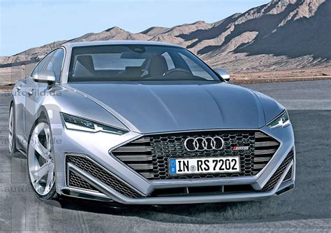 2018 Audi Rs 7 2018 audi rs7 gossips propose across 600 hp carbuzz info