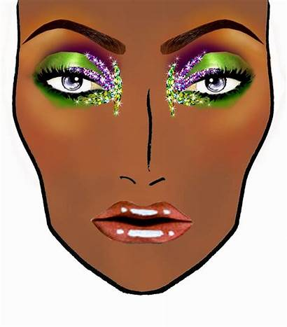 Face Chart Artistry Mac Looks Charlie Charts
