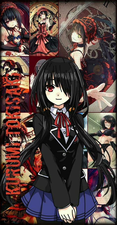 Date A Live Anime Wallpaper - kurumi tokisaki date a live anime fondo wallpaper