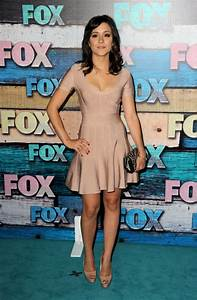 Shannon Woodward in blush pink - Best & Worst Dressed ...