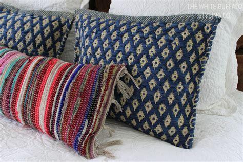 Bohemian Floor Cushions Uk by My Secret For Textured Bohemian Pillows