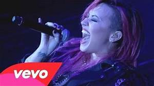 Video Demi Lovato Vevo Presents Neon Lights Live from