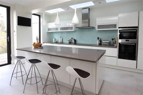 high kitchen island white kitchen worktop gloss kitchen high gloss and kitchens 1641