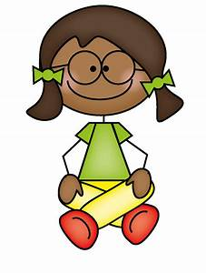 Child Sitting Quietly Clipart (28+)