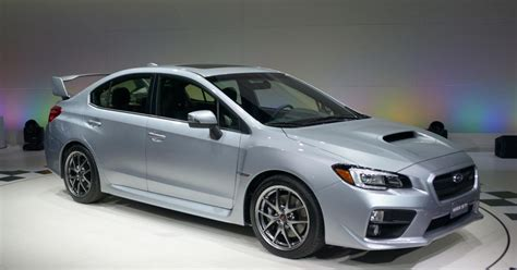 Subaru Wrx Sti Msrp by 2015 Subaru Wrx Sti Specs Photos And Performance