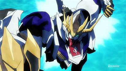 Gundam Barbatos Lupus Rex Wallpapers Asw Flying