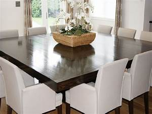 Dining Room: outstanding 8 seater square dining room table