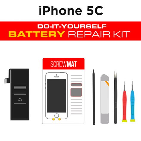 replace iphone 5c battery iphone 5c battery replacement kit how to change iphone