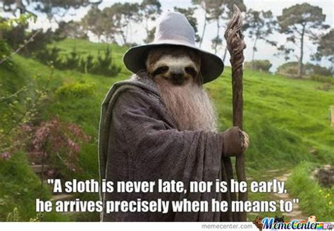 Asthma Sloth Meme - a sloth is never late by bakoahmed meme center