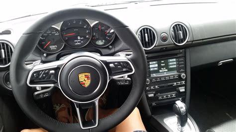 Volante Porsche Volant Macan 718 Sur 981 987 Le Bar Des Porschistes