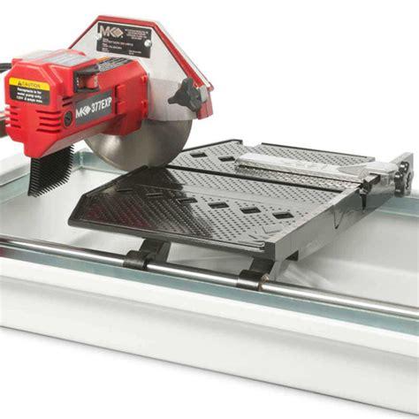MK-377EXP Wet Tile Saw. Contractors Direct.