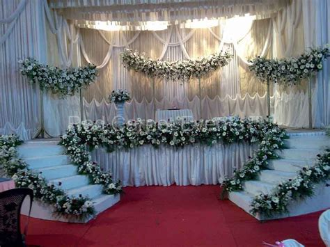 western wedding stage decoration ideas