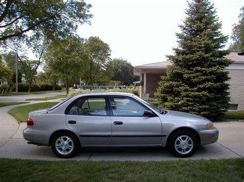 2000 Chevrolet Prizm  Vin 1y1sk5280yz406625