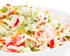 cuisiner homard congelé recette salade de crabe recette