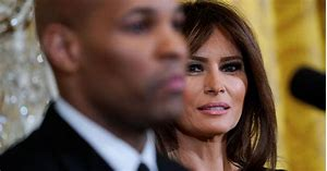 Image result for melania trump immigration visit images