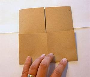 fold a single sheet of 81 2 x 11 paper into a letter no With half letter envelope