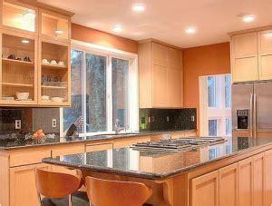 kitchen cabinets colors 2014 orange modern kitchen المطبخ الجزائري العربي 5971