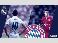 Official James Rodriguez joins Bayern Munich MARCA in