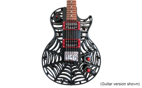 3ders org olaf diegel s 3d printed guitars available cubify 3d printing news
