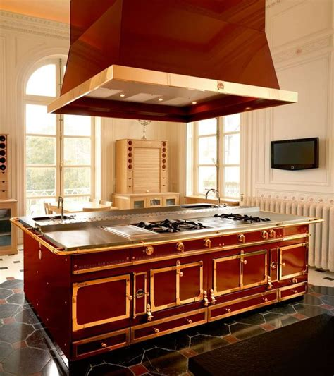 cuisine la cornue you 39 ll cooking exclusive artisanal kitchen ranges