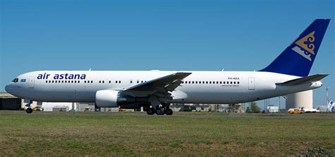 Airline Livery of the Week: Air Astana - AirlineReporter : AirlineReporter