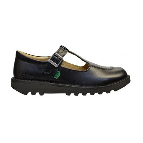 Kickers Kickers Kick T J Core Leather Black (N53 ...