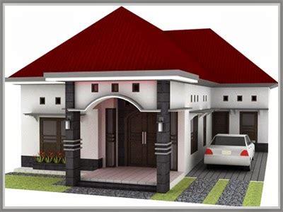 desain arsitektur rumah modern minimalis