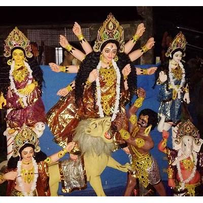 #DurgaPuja: Stunning creative pics you MUST see - Rediff