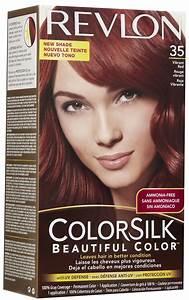 Ash Color Chart Revlon Colorsilk Permanent Hair Color Vibrant Red Best