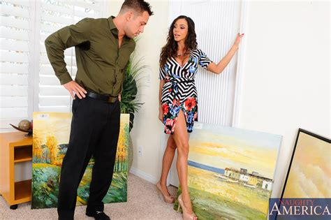 Ariella Ferrera And Johnny Castle In I Have A Wife Naughty