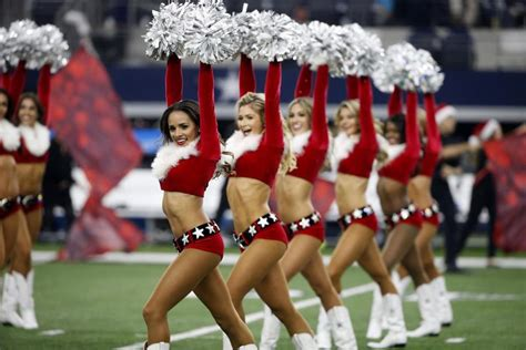 It's time to say goodbye to the NFL cheerleaders - The