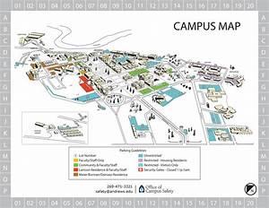 Campus Map :: Andrews University