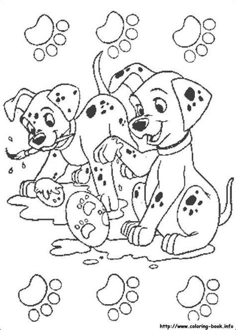 101 Dalmatians coloring picture | Disney Coloring Pages | Pinterest | 101 dalmatians, Dalmatian