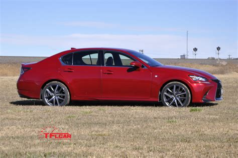 2018 Lexus Gs 200t Review Luxury With A Dose Of Fun The