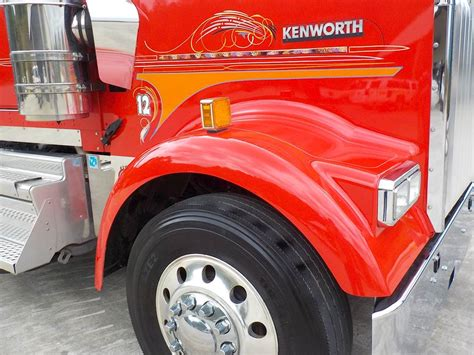 kenworth  day cab truck  sale blowing rock