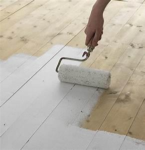 peindre un parquet astuces techniques et conseils deco With comment peindre un parquet stratifié