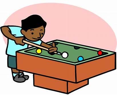 Pool Clipart Billiard Clip Billiards Cliparts Table