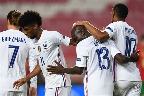 Page 2 - Portugal 0-1 France | 5 Talking Points as Les ...