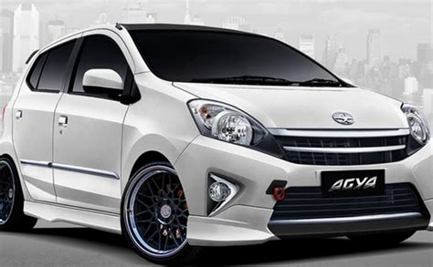 Toyota Agya 2019 by Toyota Agya Trd S Mt Harga Spesifikasi Review July 2019